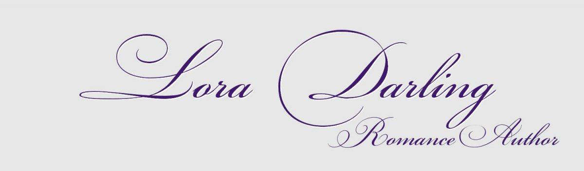 Lora Darling – Author Blog
